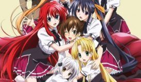 High School DxD BorN (3ª Temporada)