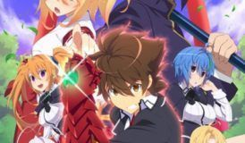 High School DxD Hero (4ª Temporada)