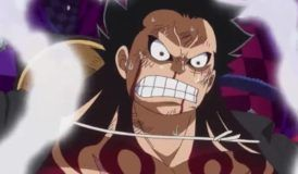 One Piece Episódio 858