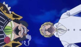 One Piece Episódio 863