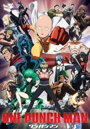 One Punch Man Dublado