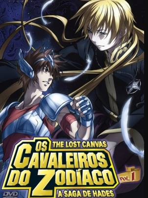 Os Cavaleiros do Zodíaco: The Lost Canvas Dublado
