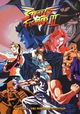 Street Fighter II Victory Dublado