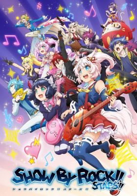 Show By Rock!! Stars!!